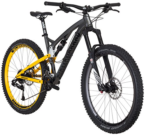 Diamondback Bicycles Release 1 Complete Ready Ride Full Suspension Mountain Bicycle