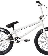 """Eastern Bikes Element BMX Bicycle, Gloss White, 20""""/One Size"""