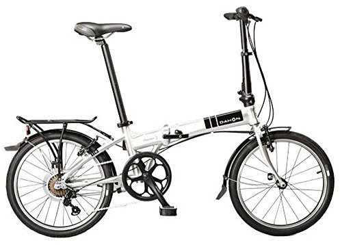 Dahon Mariner D7 Brushed Folding Bike Bicycle