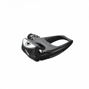 "Shimano SL-Road PD-R540-LA Clipless Single-Sided Pedals - 9/16"", Black"